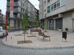 Conditioning of Urban Areas at the Municipal Council of Orense