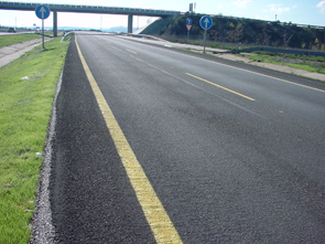 Restoration of Pavement of the A-6 Highway in Alto del Manzanal (León)