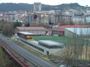 """Os Remedios"" Sport Complex in Orense"