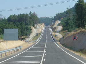 Connection between the N-525 and OU-536 Roads. A Granxa – Rairo Stretch of the Orense Ring Road
