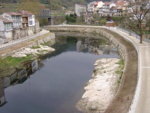 Conditioning of the Bed and Banks of Avia River in Ribadavia (Orense)
