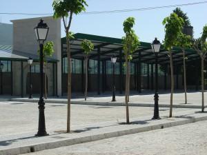 Estação de autocarros de A Gudiña (Ourense)