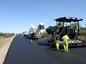 Reinforcement of the Pavement of the N-122 Highway. Stretch: Zamora-Muelas del Pan