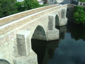Refurbishment of the Roman Bridge in Lugo