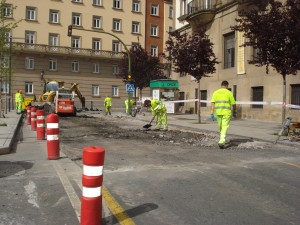 Restoration and maintenance of road infrastructure in Ferrol (A Coruña)