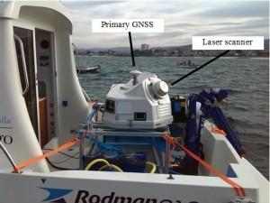 Um consórcio liderado por Misturas desenvolve um projeto para monitorizar o deterioramento de quebramares portuários