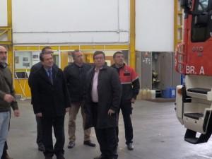 Misturas reforma o Parque de Bombeiros de Teis em Vigo e melhora a sua eficiência energética