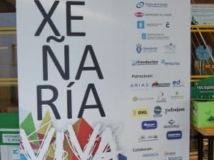 'Enxeñaría Viva', an exhibit showing the job of Civil Engineers