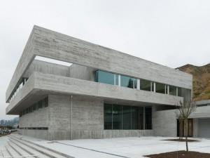 Opening of the new health center of Barbadás, built by Misturas