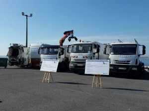 Misturas is awarded the cleaning, transport and waste management service for the Southern ports of Galicia