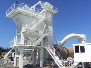 Misturas has fitted out a plant for hot-laid bituminous mixtures in Melide (A Coruña)