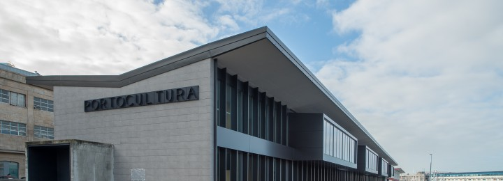 Portocultura, renovados 2.000 metros cadrados de oficinas e 4.500 de urbanización no porto de Vigo