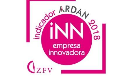 Misturas obtén o indicador ARDÁN 'Empresa Innovadora