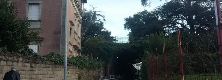 Adxudican a Misturas o acondicionamento dos túneles de Ocharán, en Castro Urdiales (Cantabria)