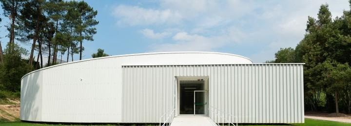 A Escola infantil da Veigadaña, finalista dos prêmios FAD de Arquitetura
