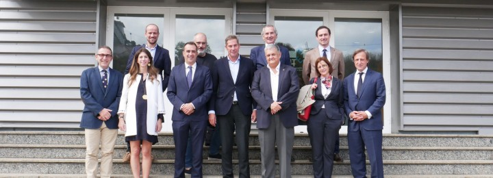 Misturas participates in the advisory committee of the CITECC's Strategic Partnership of the University of A Coruña (UDC)