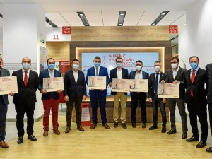 MISTURAS, award-winner at the IV SME Awards of the Year in Ourense