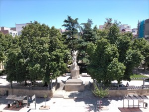 Misturas, elixida polo Concello de Ourense para a conservación e mantemento das zonas verdes da cidade